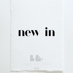 10/14 New In List
